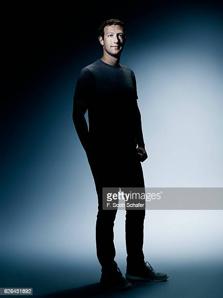 Cofounder and CEO of Facebook Mark Zuckerberg is photographed for Popular Science on July 5 2016 in Menlo Park California PUBLISHED IMAGE