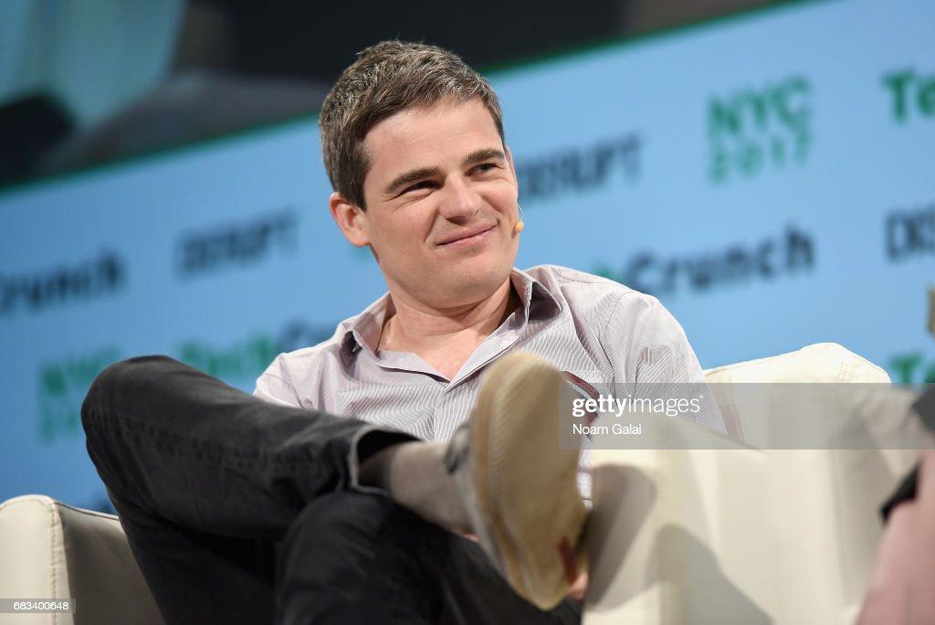 TechCrunch Disrupt NY 2017 - Day 1 : News Photo