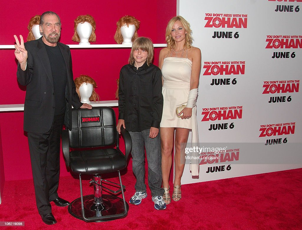 """Columbia Pictures Presents New York Premiere Of """"You Don't Mess With The Zohan"""" : News Photo"""