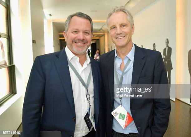 CoFounder and CEO of the Rise Fund and CoFounder and Managing Partner of TPG Growth Bill McGlashan and iHeartMedia's President of Entertainment...
