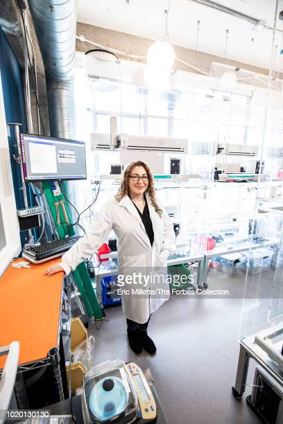 Cofounder and CEO of uBiome Dr Jessica Richman is photographed for Forbes Magazine on May 16 2018 in San Francisco California CREDIT MUST READ Eric...