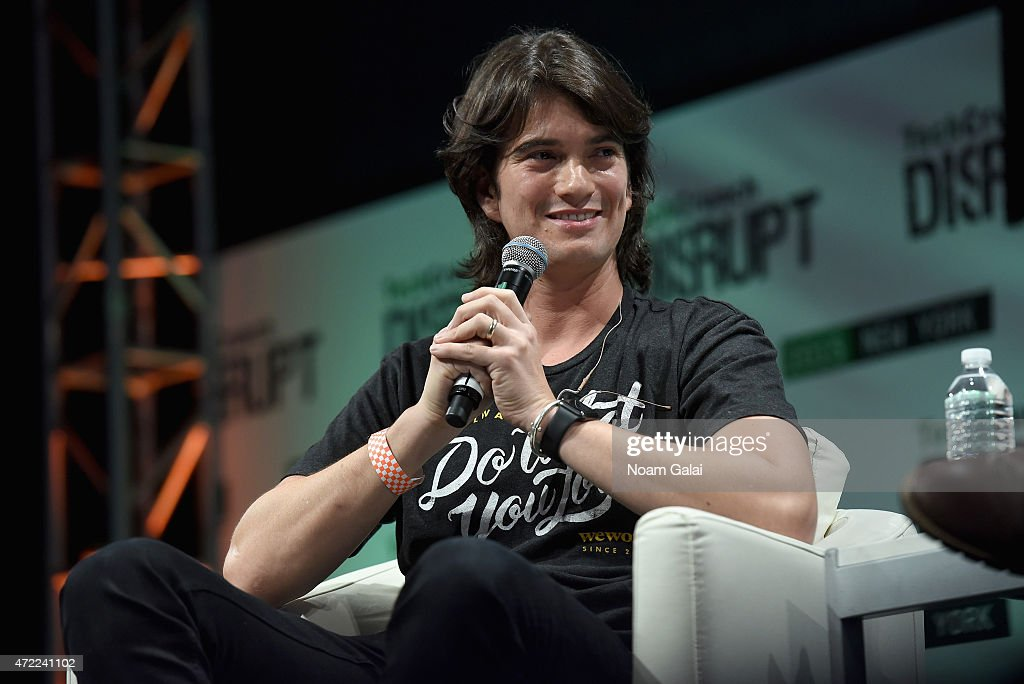 TechCrunch Disrupt NY 2015 - Day 2 : News Photo