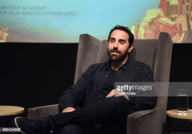 Cofounder and coCEO of Riot Games Brandon Beck speaks at BAFTA Honours Riot Games with Special Award at The London West Hollywood on June 12 2017 in...