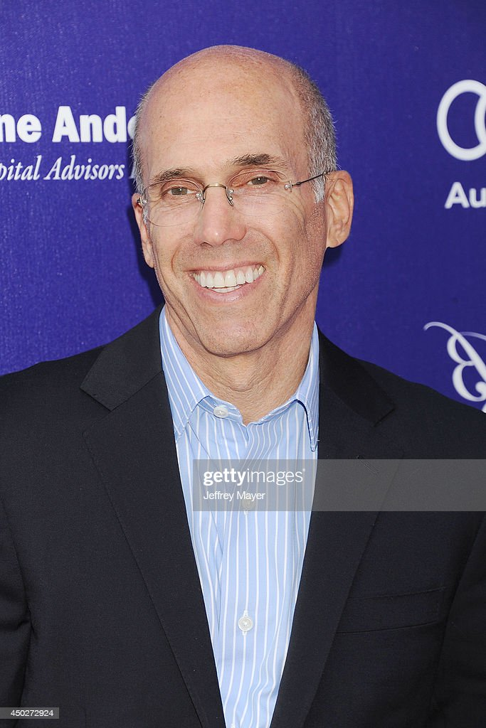 a3a21550 CEO, Co-Founder and Director of DreamWorks Animation SKG Jeffrey ...