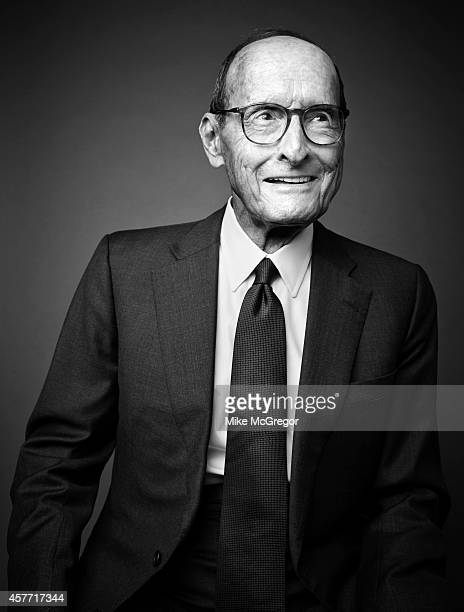 Cofounder and managing partner of Lakeview Funds Richard Elden is photographed for Institutional Investor Magazine on July 17 2014 in New York City