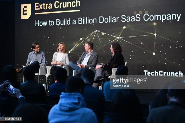 Co-Founder and Partner of Point Nine Capital Christoph Janz, Partner and CEO of Red Points Laura Urquizu and Co-founder and CEO at Cloudflare Matthew...