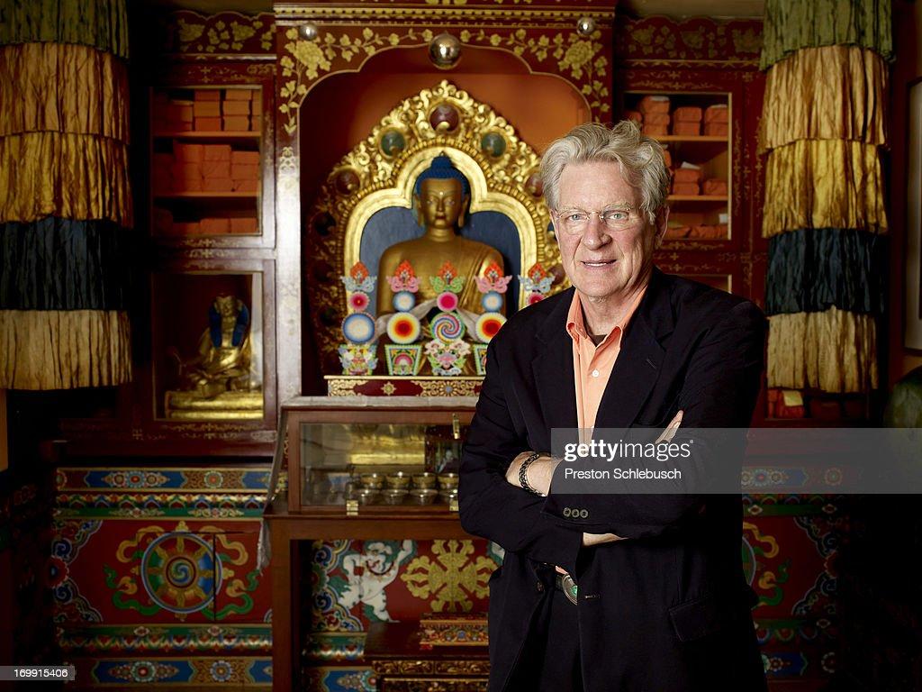 Robert Thurman, Conde Nast Traveler - Spain, November 1, 2009