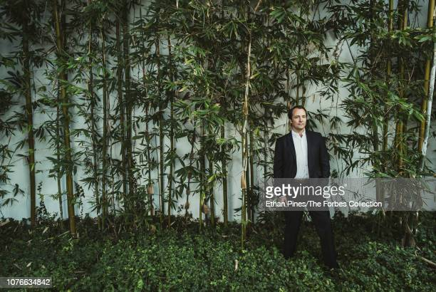 Cofounder and the Chief Investment Officer of Cambria Investment Management Mebane T Faber is photographed for Forbes Magazine on November 16 2018 in...