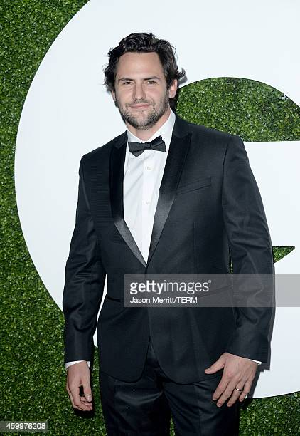 Cofounder at Platedcom Nick Taranto attends the 2014 GQ Men Of The Year party at Chateau Marmont on December 4 2014 in Los Angeles California