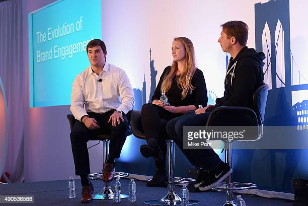 CoFounder at Swyft Media Evan Wray Communications Strategy Associate Director of Generator Media Analytics at Jose Cuervo Eva Feger and CRO GM of...