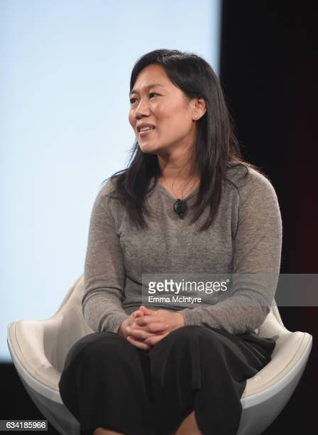 CoFounder Chan Zuckerberg Initiative CEO The Primary School Priscilla Chan speaks onstage duringThe 2017 MAKERS Conference Day 2 at Terranea Resort...