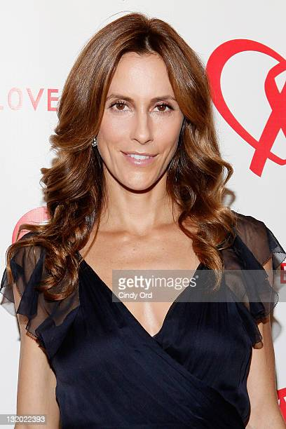 Co-Founder Cristina Greeven Cuomo attends Love Heals, The Alison Gertz Foundation For AIDS Education 20th Anniversary gala at the Four Seasons...