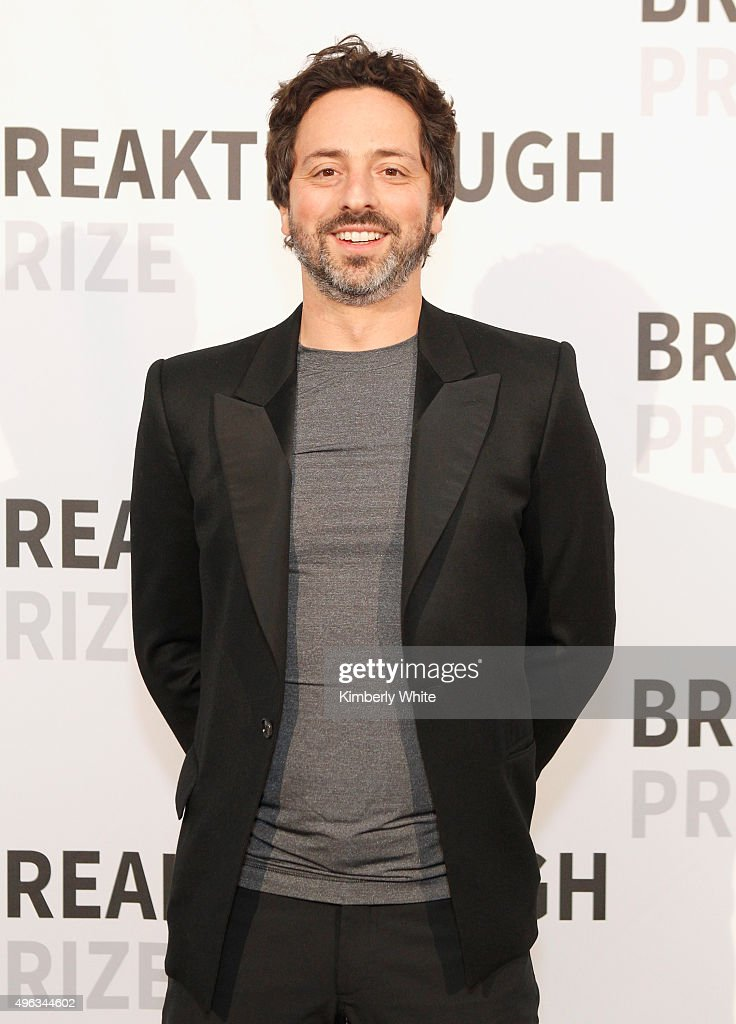 2016 Breakthrough Prize Ceremony - Show : News Photo
