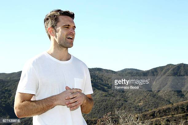 CoFounder of Allbirds Tim Brown Hikes with Allbirds and Friends on December 3 2016 in Los Angeles California