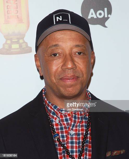 CoFounder of Def Jam Records Russell Simmons attends 2013 ADWEEK Brand Genius Awards at Capitale on September 25 2013 in New York City