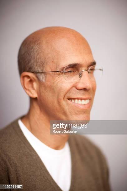 Cofounder of DreamWorks Animation Jeffrey Katzenberg is photographed for Empire Magazine on January 5 2011 at Dreamworks Studio in Burbank California