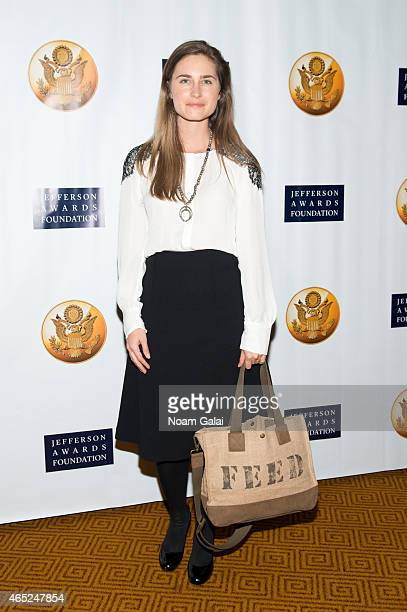 CoFounder of FEED Projects Lauren Bush attends the 2015 Jefferson Awards Foundation New York Ceremony at Gotham Hall on March 4 2015 in New York City