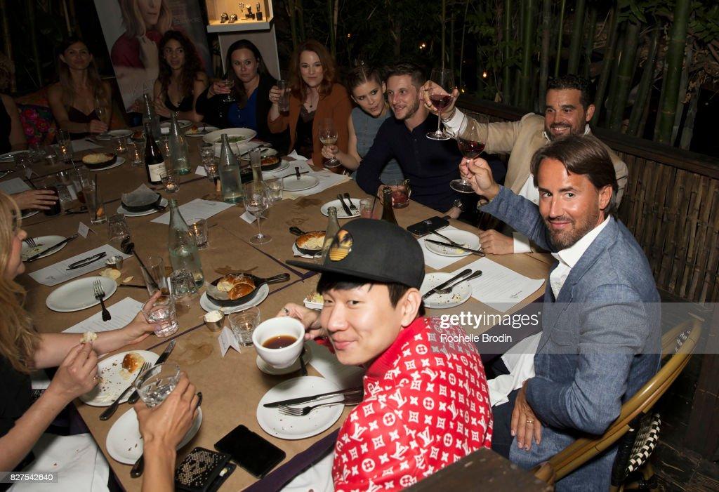 Haute Living Celebrates Kate Mara With Westime : News Photo