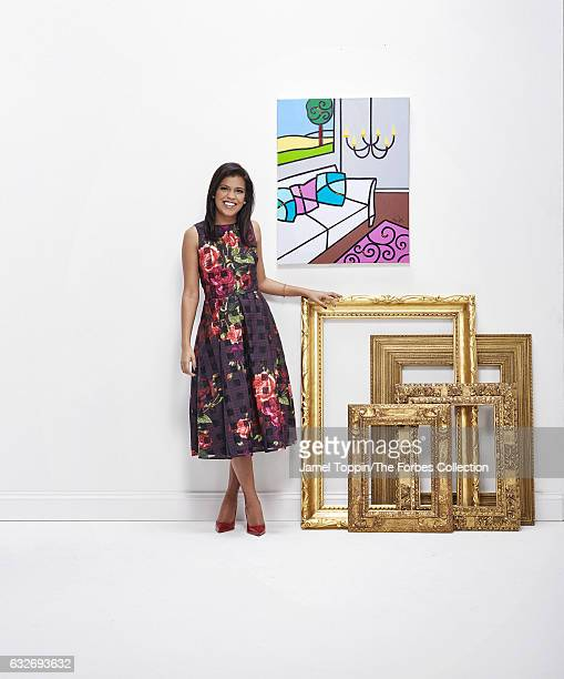 Cofounder of Havenly Emily Motayed is photographed for Forbes Magazine on November 30 2016 in New York City PUBLISHED IMAGE CREDIT MUST READ Jamel...
