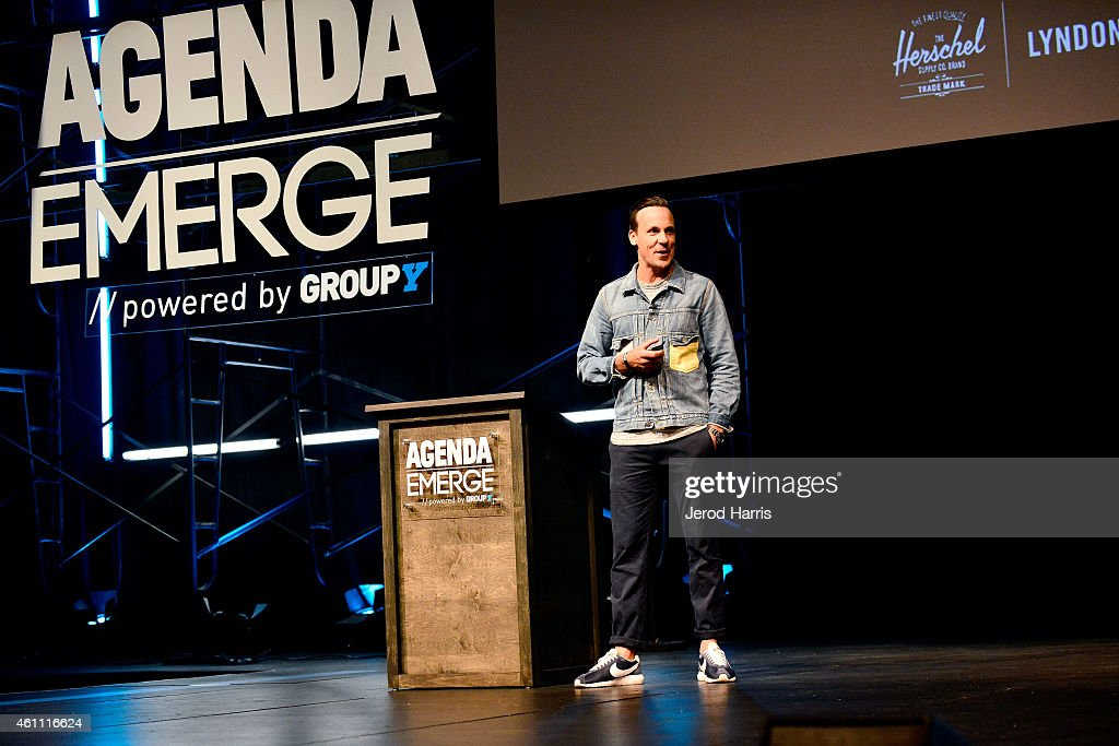 Agenda Emerge Powered By Group Y : News Photo