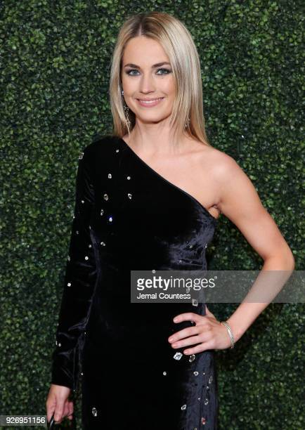 CoFounder of MDM Amanda Hearst attends the MAISONDEMODE Celebrates Sustainable Style By Honoring Suzy Amis Cameron Of Red Carpet Green Dress at...