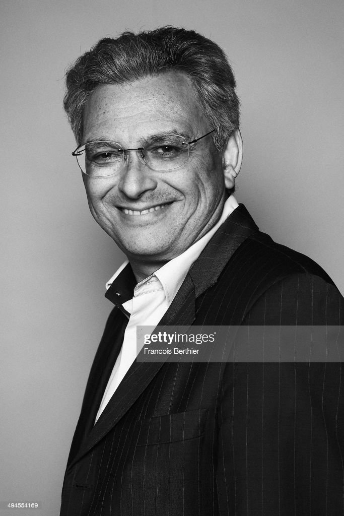 Co-founder of Metropolitan FilmExport, Victor Hadida is photographed for Self Assignment on May 13, 2014 in Cannes, France.