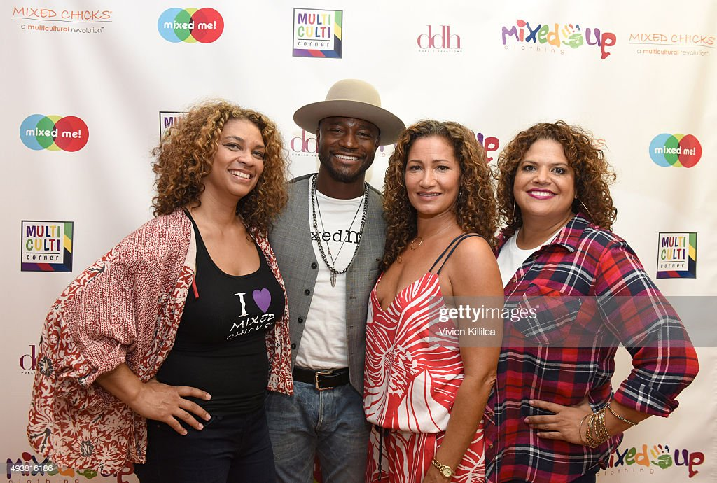 Mixed Me Book Launch + Multiculti Mixer : News Photo