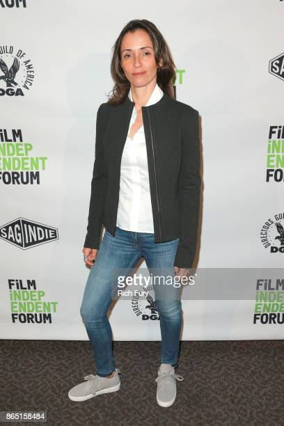 Cofounder of Opaque Studios Mariana Acuña attends day 3 of the Film Independent Forum at DGA Theater on October 22 2017 in Los Angeles California