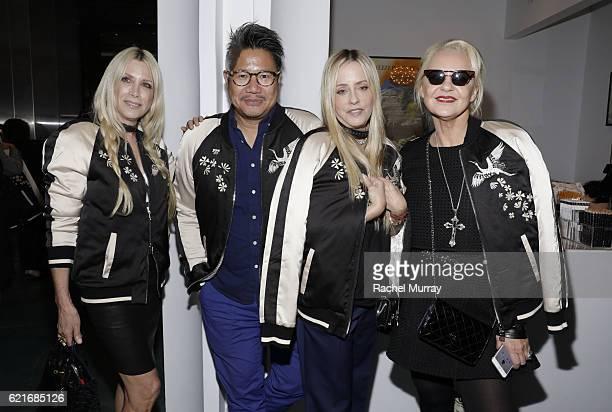 CoFounder of Pam Gela and Juicy Couture Gela NashTaylor Architect Kulapat Yantrasat CoFounder of Pam Gela and Juicy Couture Pamela SkaistLevy and...