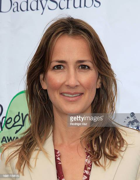 CoFounder of Pregnancy Awareness Month Anna Getty attends Pregnancy Awareness Month 2013 KickOff Event 'Celebrating Dad's Role In Pregnancy' at...