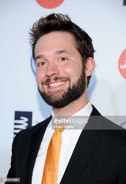 Cofounder of Reddit Alexis Ohanian attends the 18th Annual Webby Awards on May 19 2014 in New York City