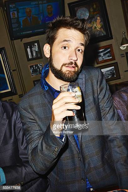 Alexis Ohanian Pictures and Photos - Getty Images