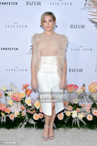 CoFounder of the Jane Club June Diane Raphael attends the launch of the Jane Club in Larchmont Village on April 04 2019 in Los Angeles California