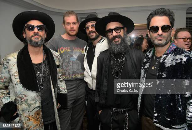 Cofounder of The Kooples Alexandre Elicha Nick Fouquet cofounders of The Kooples Raphael Elicha and Laurent Elicha and CEO The Kooples Nicolas...