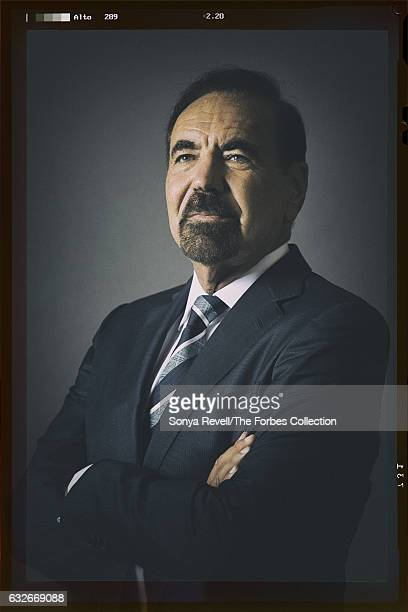 Cofounder of The Related Companies Jorge Perez is photographed for Forbes Magazine on August 31 2016 in Miami Florida PUBLISHED IMAGE CREDIT MUST...