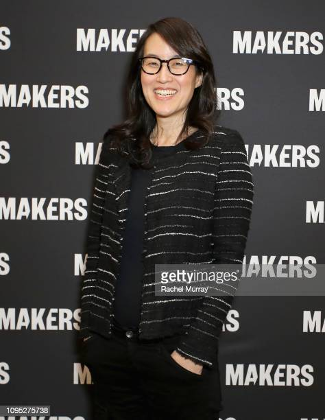 CEO CoFounder Project Include Ellen Pao attends The 2019 MAKERS Conference at Monarch Beach Resort on February 7 2019 in Dana Point California
