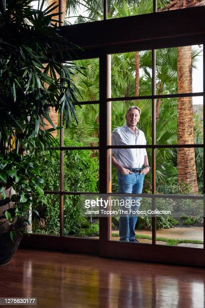Co-founder, the executive chairman and chief technology officer of Oracle Corporation, Larry Ellison is photographed for Forbes Magazine on March 13,...