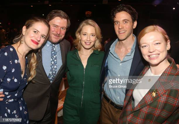 CoFounder/Executive Director SPACE on Ryder Farm Emily Simoness Gala Host/SPACE Advisory Board Member Michael Chernus Carrie Coon Ashley Zukerman and...