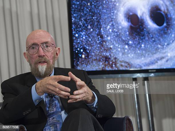 LIGO cofounders Kip Thorne speaks about the discovery that scientists have observed the ripples in the fabric of spacetime called gravitational waves...