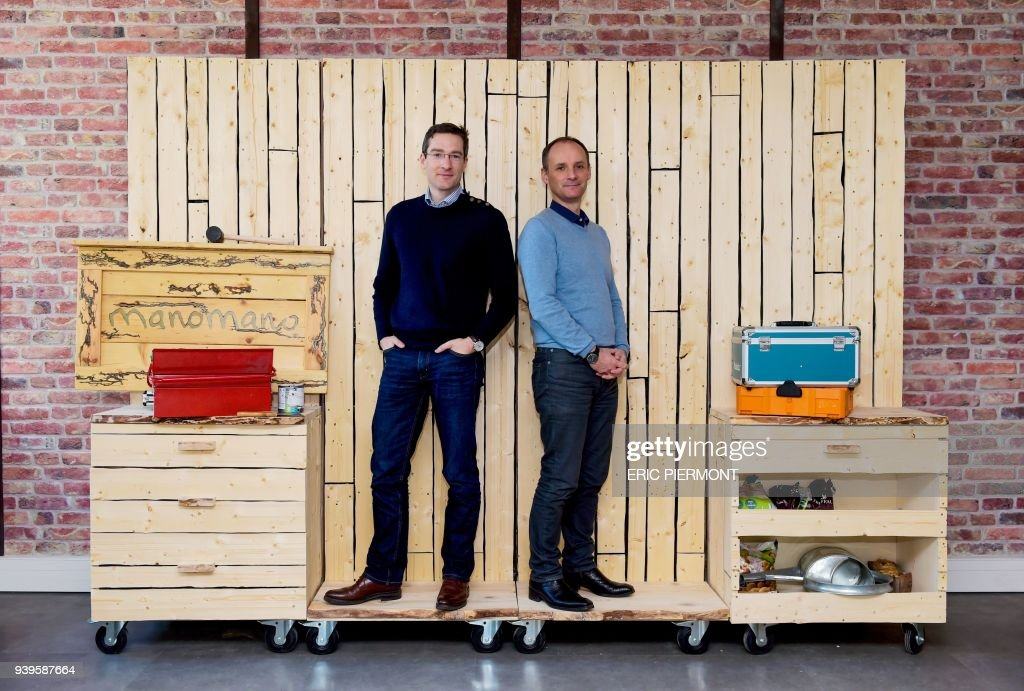 Co founders of french diy do it yourself home improvement products co founders of french diy do it yourself home improvement products solutioingenieria Choice Image