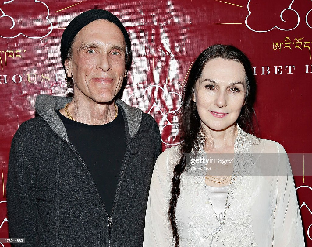 2014 Tibet House Benefit Concert - After Party - Arrivals : News Photo
