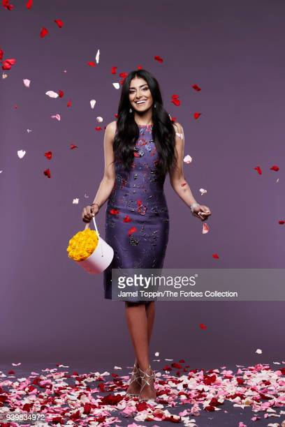 Cofounders of Venus et Fleur, Seema Bansal is photographed for Forbes Magazine on October 18, 2017 in New York City. PUBLISHED IMAGE. CREDIT MUST...