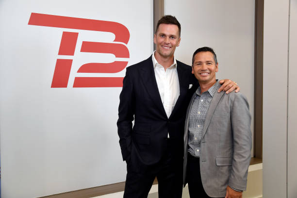 MA: Tom Brady And Alex Guerrero Host Grand Opening Of TB12 Performance & Recovery Center In Boston