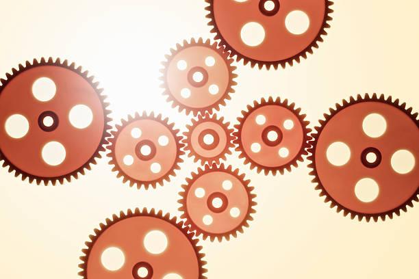 Cogwheels Wall Art
