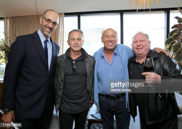 CoHead of World Concerts ICM Partners Rob Prinz Live Nation's Arthur Fogel Founder and Chairman Artist Group International Dennis Arfa and Paradigm...