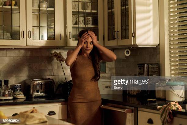 IMPOSTERS 'Cohen Lenny Cohen' Episode 104 Pictured Inbar Lavi as Maddie