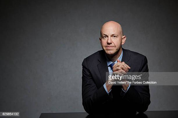 Cohen Steers fund manager William Scapell is photographed for Forbes Magazine on May 18 2016 in New York City CREDIT MUST READ David Yellen/The...