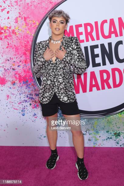 Cohl Woolbright attends 2019 American Influencer Awards at Dolby Theatre on November 18 2019 in Hollywood California