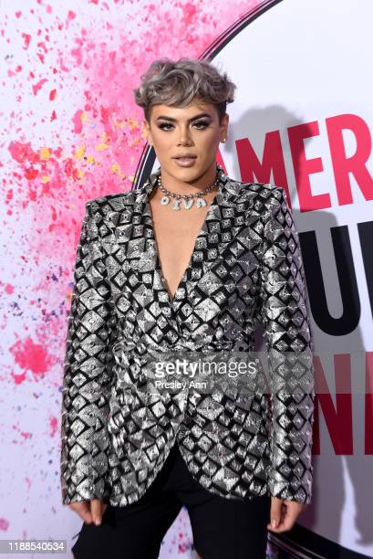 Cohl Woolbright attends the 2nd Annual American Influencer Awards at Dolby Theatre on November 18 2019 in Hollywood California