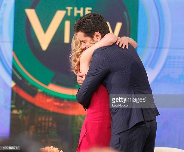 THE VIEW Cohost Candace Cameron Bure's costar from Full House and the highly anticipated spinoff Fuller House John Stamos appear today Monday...
